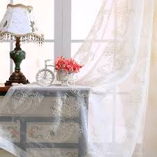 Sheer Cotton Voile Curtains by Sheer Cotton Voile Curtains Curtain Blog