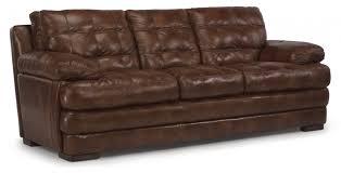 Flexsteel Vail Sofa Leather by Flexsteel Living Room Leather Custom Flexsteel Leather Sofa Home