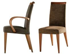 Dining Room Chairs With Arms Modern Upholstered Home Furniture Design