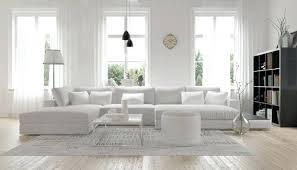 canapé tissu blanc meubles et canape salon avec grand canapac en tissu blanc david