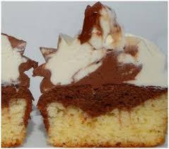 recette gâteau cake marbré au chocolat