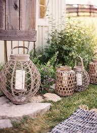 Rustic Lanterns Are Perfect For Transitional Season Decor