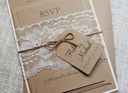 Rustic Wedding Invitation Sets Lovely How To Assemble Pocketfold Invitations Tags