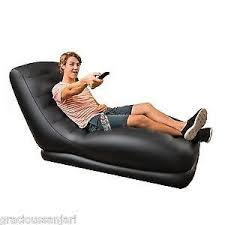 buy intex mega sofa set inflatable chair lounger recliner lazy