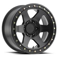 100 Truck Rim Con 6 Matte Black Offroad Wheel Method Race Wheels