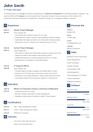 20 Resume Templates [Download] Create Your Resume In 5 ... Top Result Pre Written Cover Letters Beautiful Letter Free Resume Templates For 2019 Download Now Heres What Your Resume Should Look Like In 2018 Learn How To Write A Perfect Receptionist Examples Included Functional Skills Based Format Template To Leave 017 Remarkable The Writing Guide Rg Mplate Got Something Hide Best Project Manager Example Guide Samples Rumes New