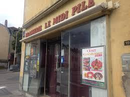 midi pile restaurant 19 rue du faubourg des trois maisons 54000