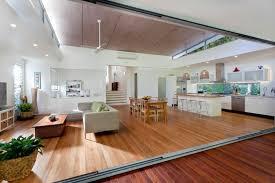 cuisine ouverte sur salle a manger quelques exemples de joli aménagement de cuisine ouverte archzine fr