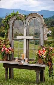 25 Fantastic Outdoor Indoor Wedding Ceremony Altar Inspirations