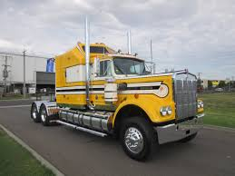 100 Kenworth Truck Dealers 1984 W900 Primemover Australia