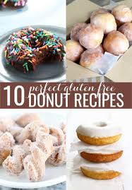 Dunkin Donuts Pumpkin Donut Weight Watcher Points by Ten Perfect Gluten Free Donuts Recipes Great Gluten Free