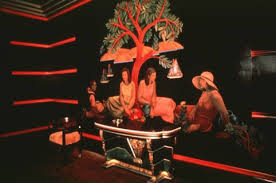women s smoking room paramount theatre oakland