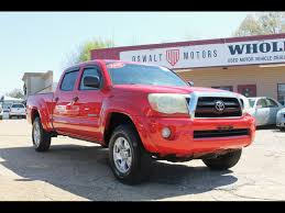 Used Toyota Tacoma For Sale In Tuscaloosa, AL: 138 Cars From $3,900 ... 2001 Toyota Tacoma For Sale By Owner In Los Angeles Ca 90001 Used Trucks Salt Lake City Provo Ut Watts Automotive 4x4 For 4x4 Near Me Sebewaing Vehicles Denver Cars And Co Family Pickup Truckss April 2017 Marlinton Ellensburg Tundra Canal Fulton Tacoma In Pueblo By Khosh Yuma Az 11729 From 1800