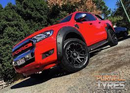 100 Truck Rims 4x4 17 ATX AX200 Yukon Cast Iron Black