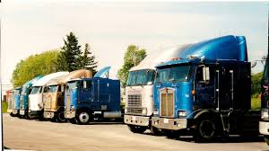 Classic Semi Trucks