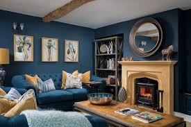 Cottage Livingroom Lavender Cottage Living Room Landhausstil Wohnbereich