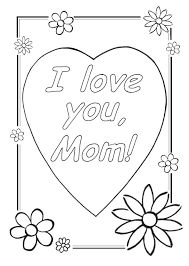 Cool Christian Wallpapers I Love You Mom Coloring Pages