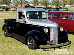 100 1939 Chevy Truck Chevy 12 Ton Art Deco Truck Blacksilver Lowered Cool Cars
