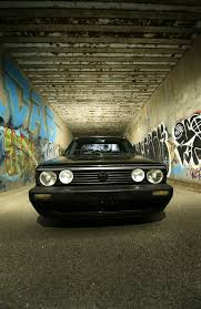 VW Rabbit Truck In Tunnel 2 By Vidiphoto On DeviantArt