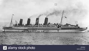 Rms Olympic Sinking U Boat by Rms Ship Stock Photos U0026 Rms Ship Stock Images Alamy