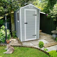 Arrow Woodridge Steel Storage Sheds by Arrow Shed Woodridge 6 X 5 Ft Steel Storage Shed Hayneedle