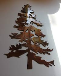 Tree Wall Decor With Pictures by 2017 Latest Pine Tree Wall Art Wall Art Ideas