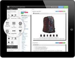 EBay Listing Templates Advanced Widgets