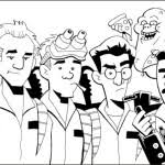 Ghostbusters Coloring Pictures Image Search Results