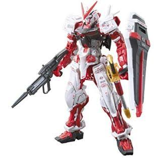 Bandai Gundam Real Grade Model Kit - #19 Gundam Astray Red Frame