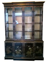 Drexel Heritage Sofas Sectionals by Drexel Heritage Chinoiserie China Cabinet Chairish