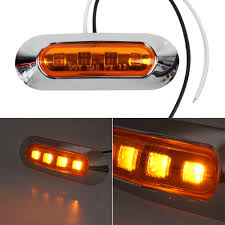 1 PCS 12V Truck Clearance Light Trailer 4 LED Lamp Bulb Waterproof ... 5pcslot Yellow Car Side Marker Light Truck Clearance Lights Cheap Rv Find Deals On Line 2008 F150 Leds Strobe All Around Youtube 1 Pcs 12v Waterproof Round Led And Trailer 212 Runningboredswithlights Ford F350 Running Board Trucklite 9057a Rectangular Signalstat Replacement Lens For Blazer Intertional 34 In Clearanceside Chevrolet Silverado 2500hd Questions Gm Roof Kit