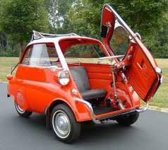 bmw isetta 1954 62 classic and sport cars voitures