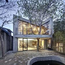 100 Backyard Tea House Shanghai JOffice Yangpu District Building Earchitect