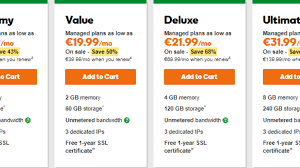 GoDaddy VPS Hosting - CouponAL Godaddy Renewal Coupon Promo Code 85 Off Aug 2019 Coupons 2017 Hosting Review 20 Off Namecheap In August Godaddy 50 November 2018 Get 40 A Free Xyz Domain Name At 123reg Spring Codes 1mo 99 Discounts 2019s For Save Renewal Code Promo Aliveuponcom Coupon Codes Upto 80