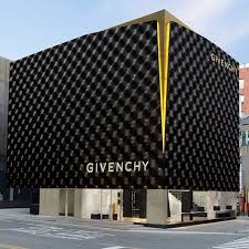 New Sophisticated Givenchy Stores In Korea And China Commercial Interior Design News