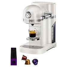 Kitchen Aid Coffee Makers Awesome Nespresso Artisan Machine By Kitchenaid At John Lewis