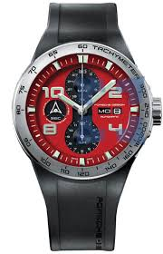 Porsche Design Flat Six Automatic Chronograph Men s Watch Model