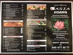 asia hoang bistro hamburg asiatische küche in meiner