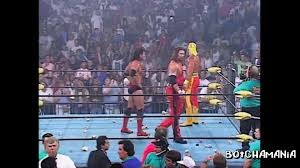 Halloween Havoc 1997 by Only Fools Rush In Wrestling Fans Interfering U2013 Botchamania