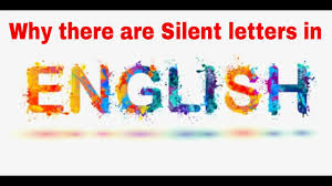 Why There Are Silent Letters In English YouTube