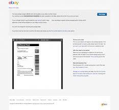 EBay Seller Centre - Creating Shipping Labels On EBay | EBay Seller ...
