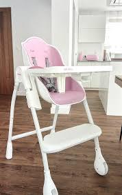 Cocoon Delicious - Rose Meringue | Oribel Cocoon High Chair ...