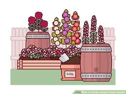 Image Titled Create A Rustic Flower Garden Step 13