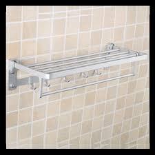 freies verschiffen wand raum aluminium klapp bad handtuchhalter handtuchhalter handtuchhalter bad hardware wholesale 5899