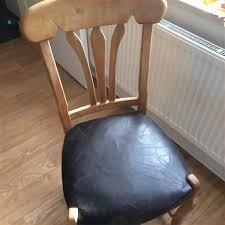 في البداية كرة محاكاة stühle holz gebraucht