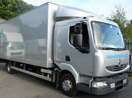 Box Truck With Sleeper Cab, 24ft Box Truck | Trucks Accessories And ...