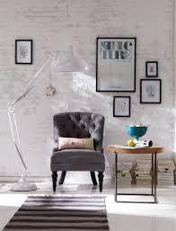 weiße steinwand bilder ideen