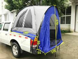100 Pickup Truck Camping Bed Tent SUV Outdoor Canopy Cover Tents