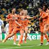 Dynamo Kiev vs. Juventus - Football Match Report - October 20 ...