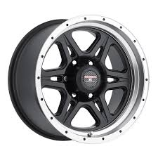 Level 8 Strike 6 Wheels | Multi-Spoke Painted Truck Wheels ...